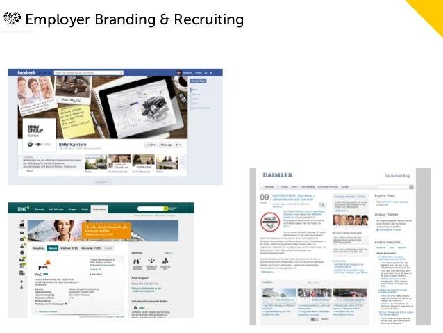 Employer Branding & Recruiting