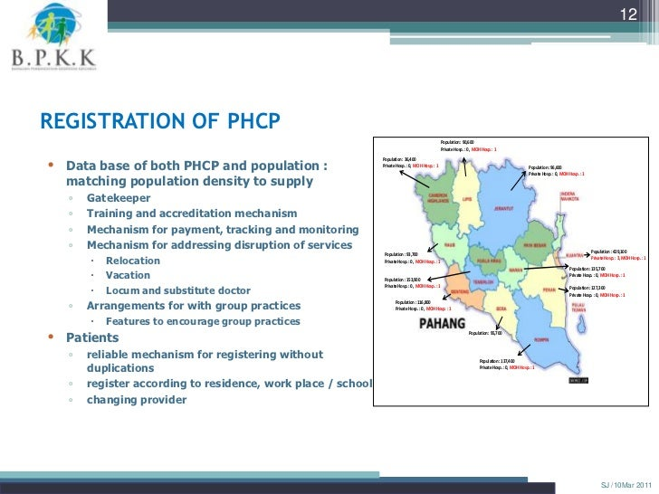 12REGISTRATION OF PHCP                                                                                                   P...