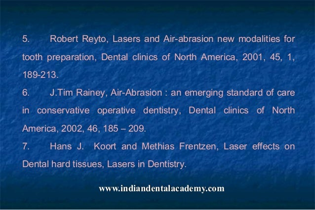 Newer Techniques In Caries Removal Rotary Endodontic Courses In India By Indian Dental Academy on Latest Grant Writing Courses