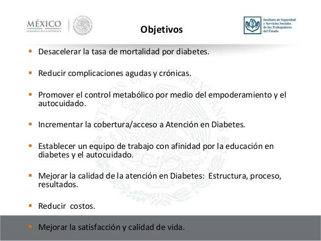 Programa de Manejo Integral de la Diabetes por Etapas