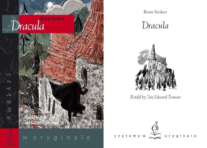 Bram Stoker                                               Dracula c z y t a m y                                           ...