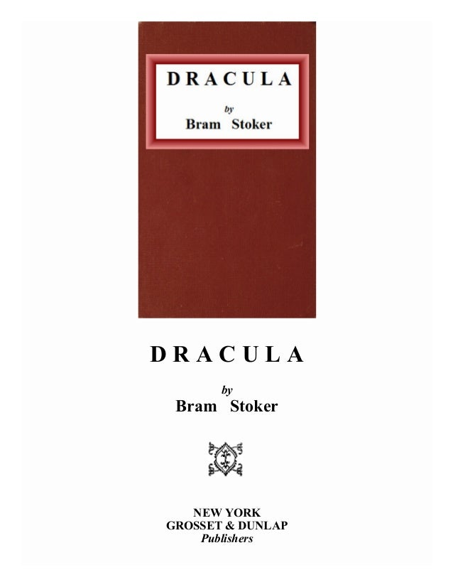 Dracula by bram stoker free ebook fandeluxe Choice Image