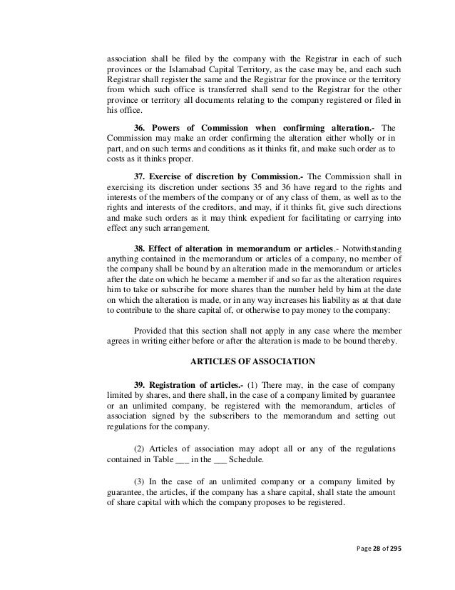 draft companies bill  28