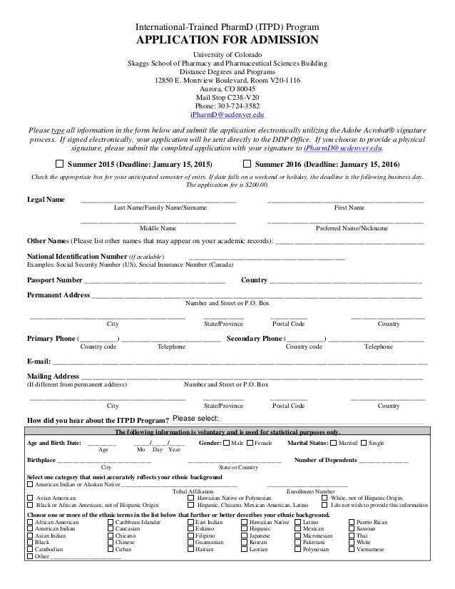 application for admission Submit your application for admission to the college at least 30 days prior to the  first day of classes for the semester in which you plan to enroll this will give.