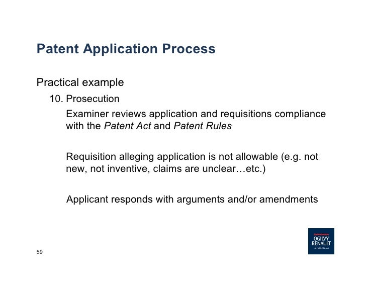How To Draft A Patent