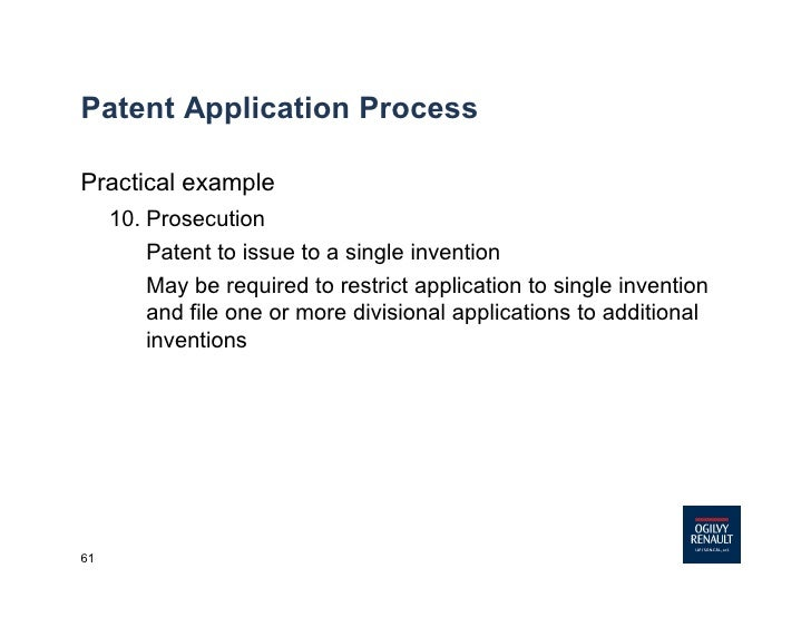 how to get a patent in canada