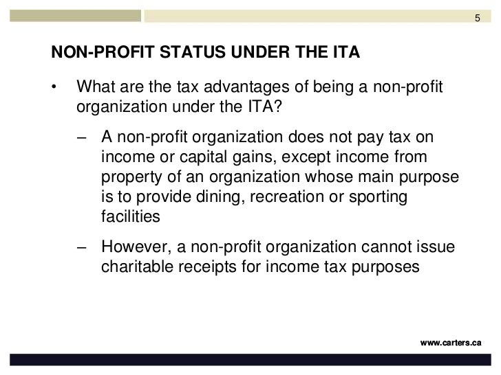 Advantages and Disadvantages of Incorporating as a Not-for-profit