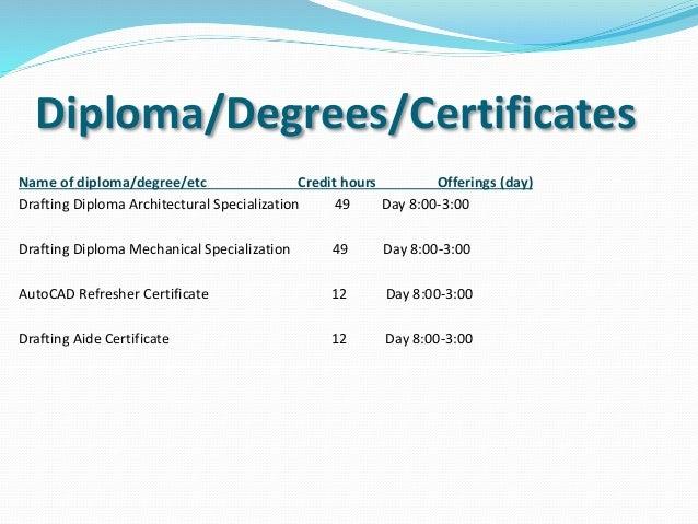Beautiful 9. Diploma/Degrees/Certificates ... Photo