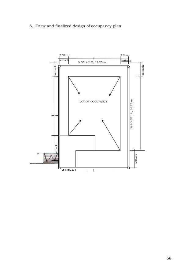 draw roof plan