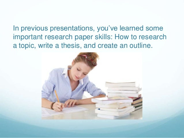 How to start a scientific research paper photo 8