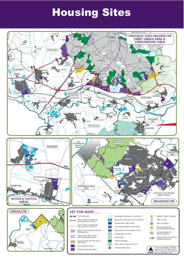 Derby city housing plan