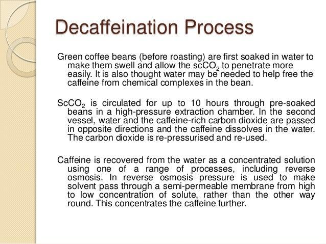 Supercritical carbon dioxide as a green