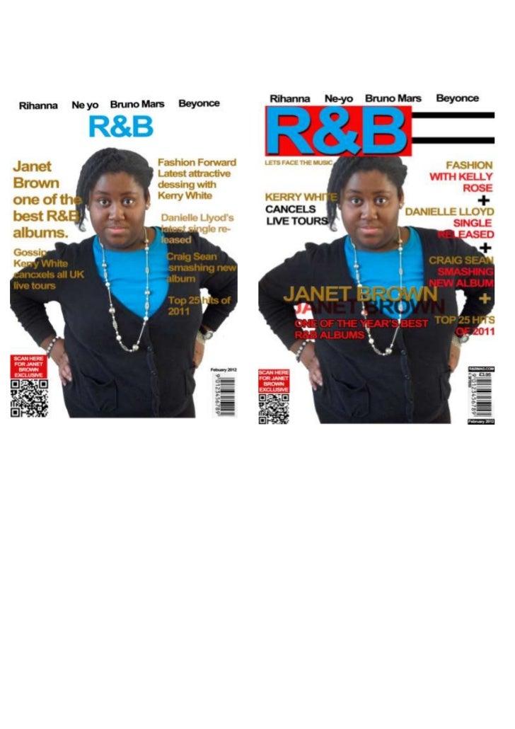 Drafts of My Music Magazine