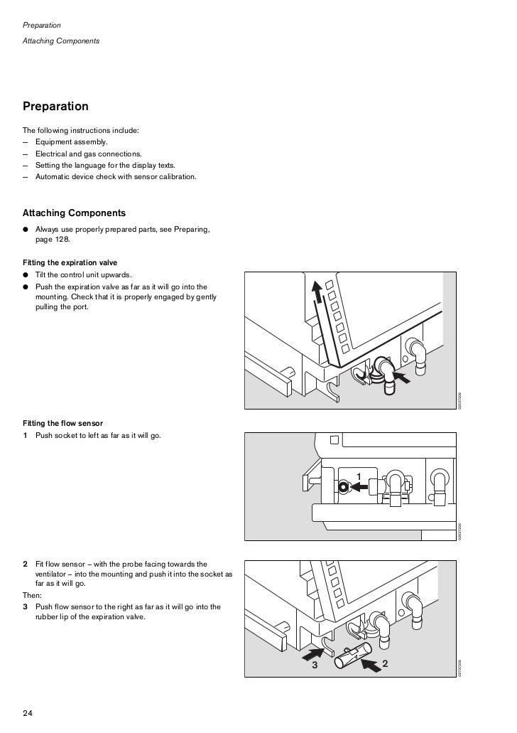 drager carina ventilator service manual