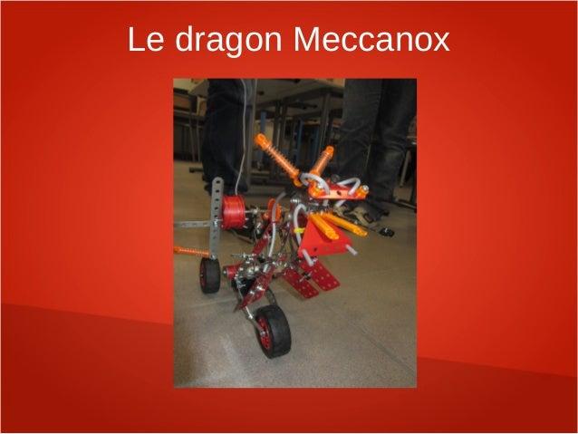Le dragon Meccanox