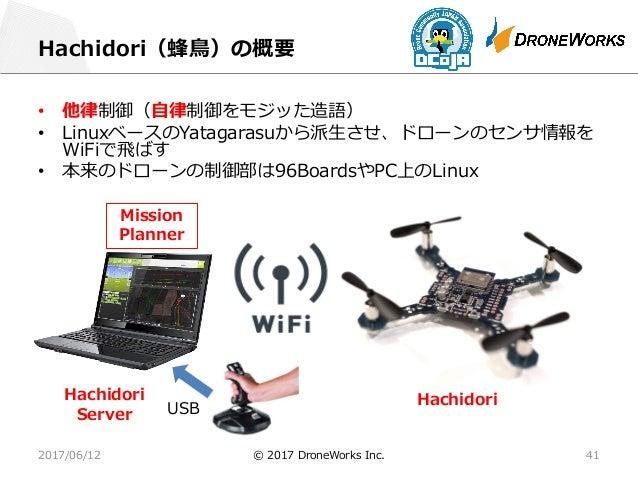 Dragon board+センサモジュール ハードウェア開発セミナー (2017 06-12