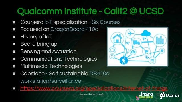 Dragon board 410c workshop - slideshow Slide 3