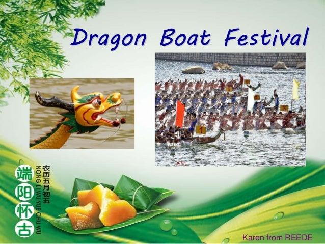 Dragon Boat Festival Karen from REEDE