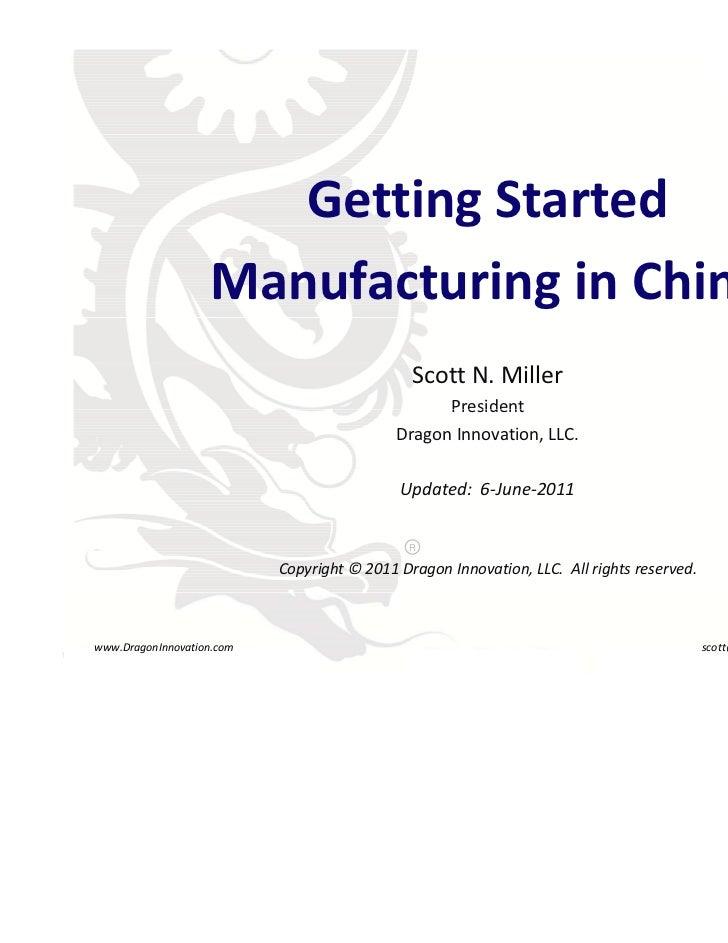 GettingStarted                                 g                        ManufacturinginChina                           ...