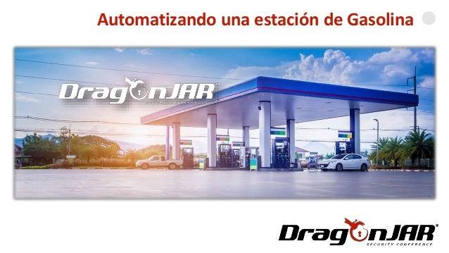 Automatizando una estación de Gasolina