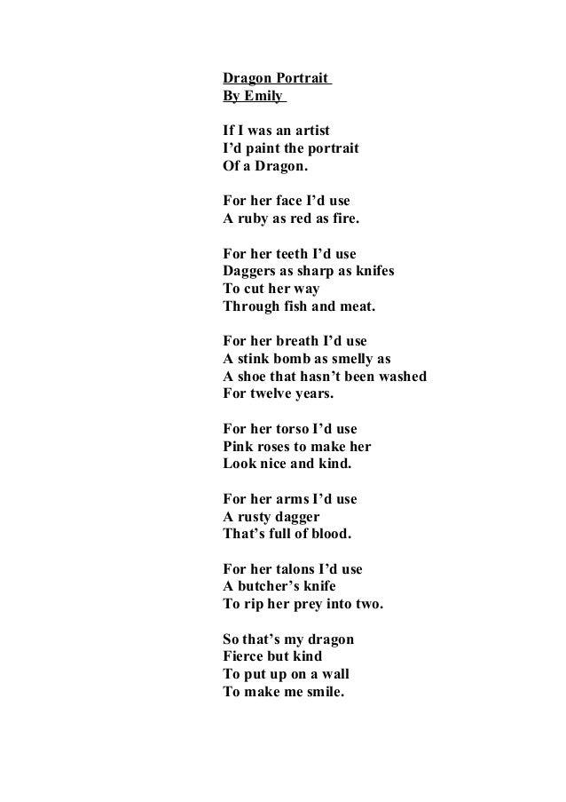 Dragon Poems 6