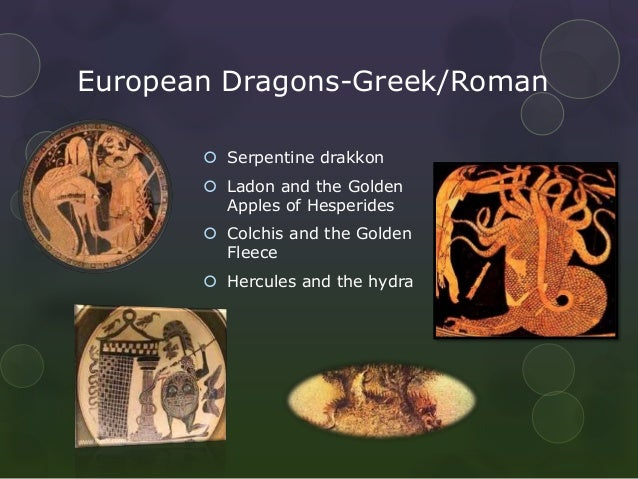 Dragons in Art and History