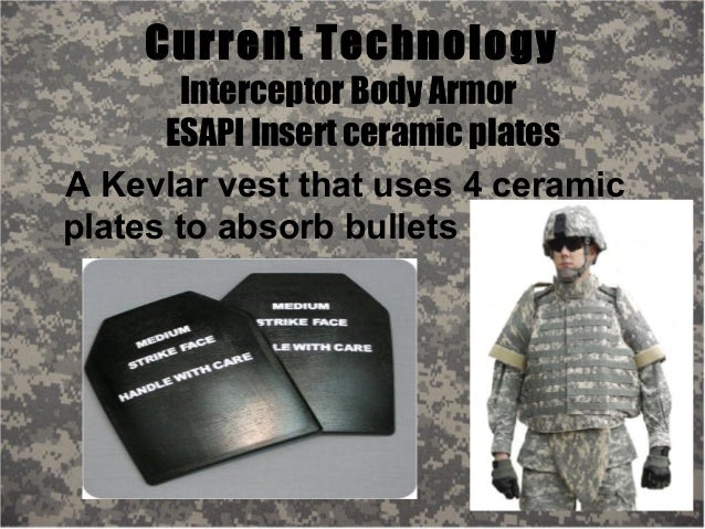... 5. Current Technology Interceptor Body Armor ESAPI Insert ceramic plates ... : ceramic body armor plates - pezcame.com
