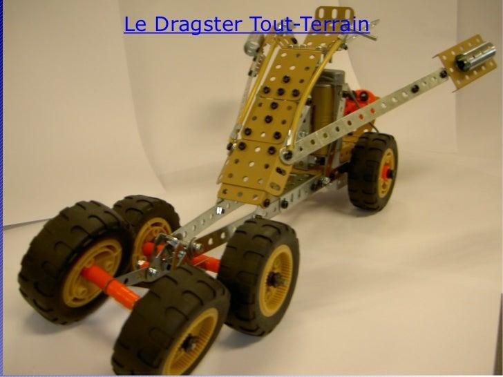 Le Dragster Tout-Terrain