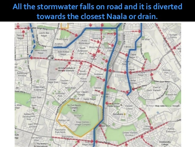 Drainage Masterplan For Delhi Recommendations