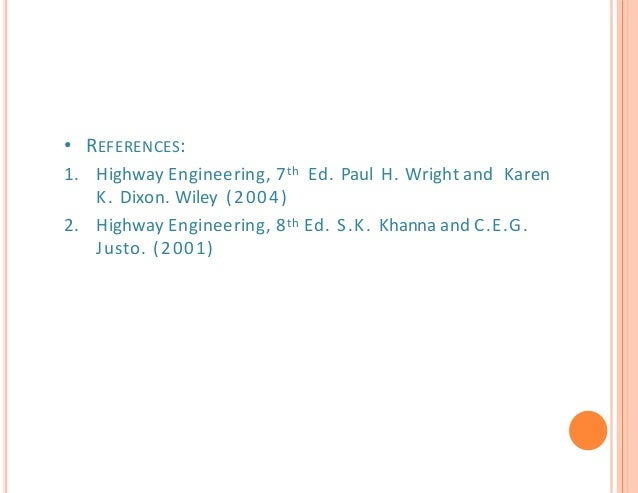 highway engineering by khanna and justo online dating