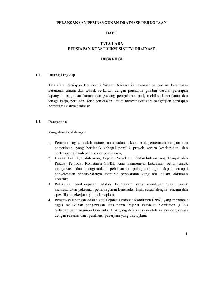 Contoh Surat Izin Pelaksanaan Pekerjaan Proyek - Contoh ...