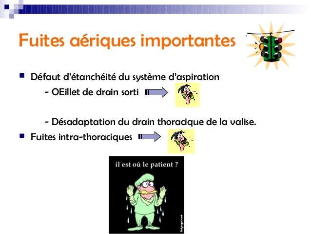 drainage thoracique