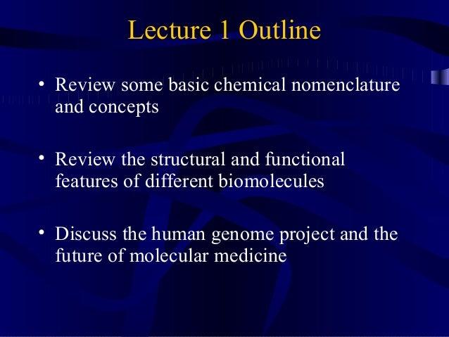 Introduction to Medical Biochemistry Slide 2