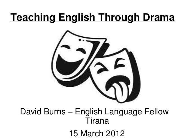 how to use drama in the classroom