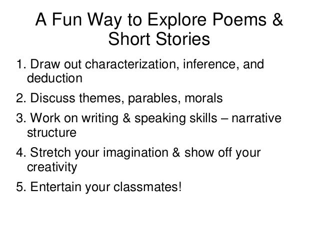 Use of collocation in short stories