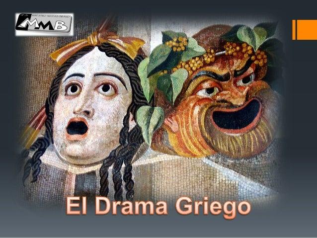 Origen del teatro: Rituales miméticos de carácter agrario Mi/mesij