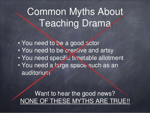 Drama as a Teaching Tool