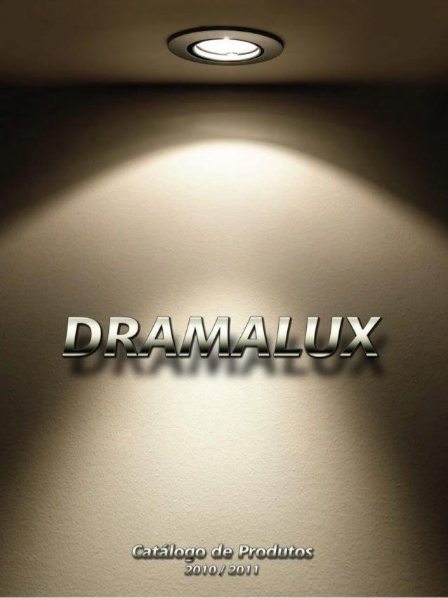 Luminárias _ Dramalux