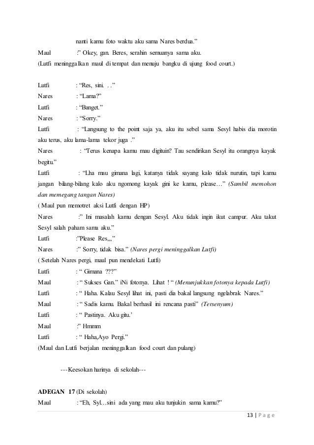 Drama sekolah 10 orang (complit)