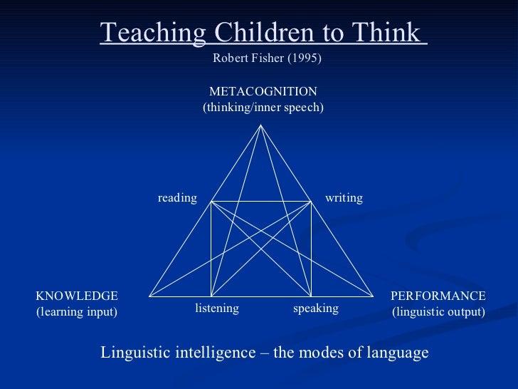 Dramathink: Teaching Thinking Skills through Drama