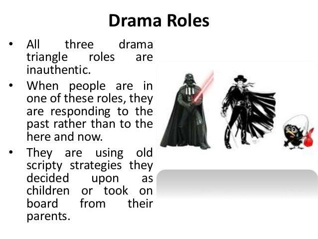 analysis and interpretation of the drama