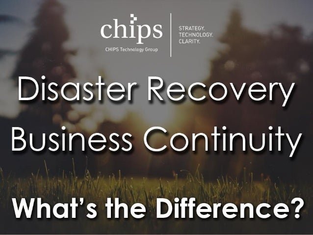 What is Disaster Recovery? Disaster Recovery planning ensures your data remains safe and easily accessible no matter what ...