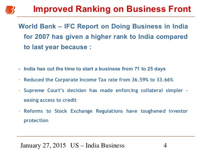 World bank doing business report 2015 india rank in cricket