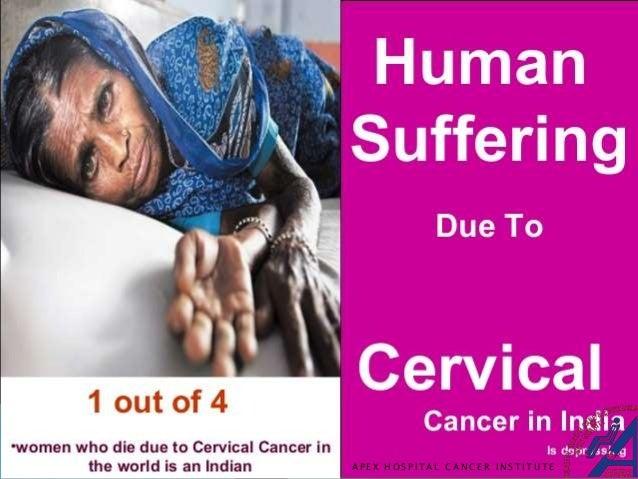 CA CERVIX - PUBLIC AWARENESS Slide 3