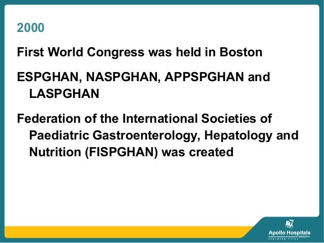 Evolution of pediatric gastroenterology - Dr Anupam Sibal