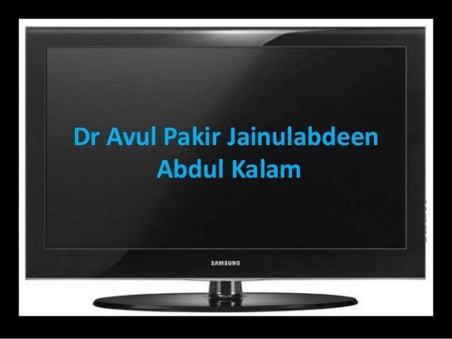 dr avul pakir jainulabdeen abdul kalam Man-in-the-news profile of 66-year-old dr avil pakir jainulabdeen abdul kalam, widely regarded as father of india's nuclear weapons program who was among scientists who successfully carried out five underground nuclear tests photo (m.