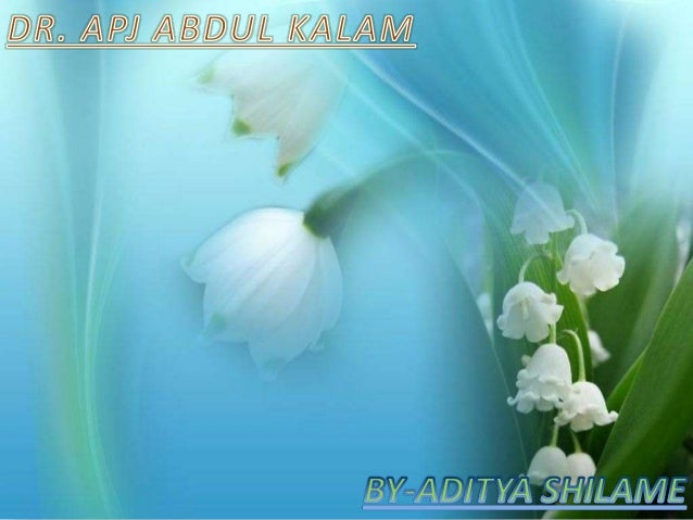 leadership qualities of apj abdul kalam Essay on apj abdul kalam - best hq academic writings provided by top professionals commit your paper to us and we will do our best for you dissertations and essays.