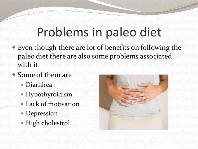 negatives of the paleo diet