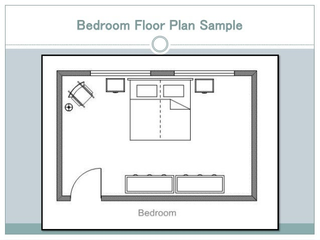 drawing a floor plan