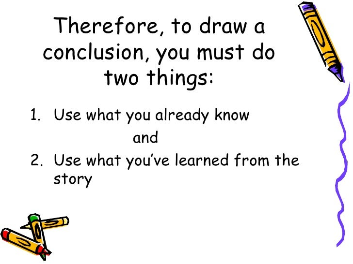 Drawing conclusions powerpoint – Drawing Conclusions Worksheets 2nd Grade